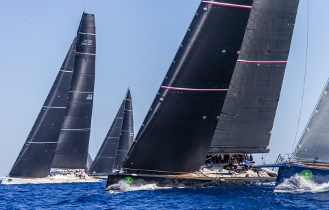 Lyra remarkably tops the Wally Class